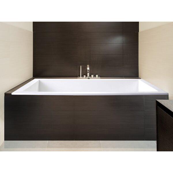 Sparta 60 x 32 Soaking Bathtub by Clarke Products