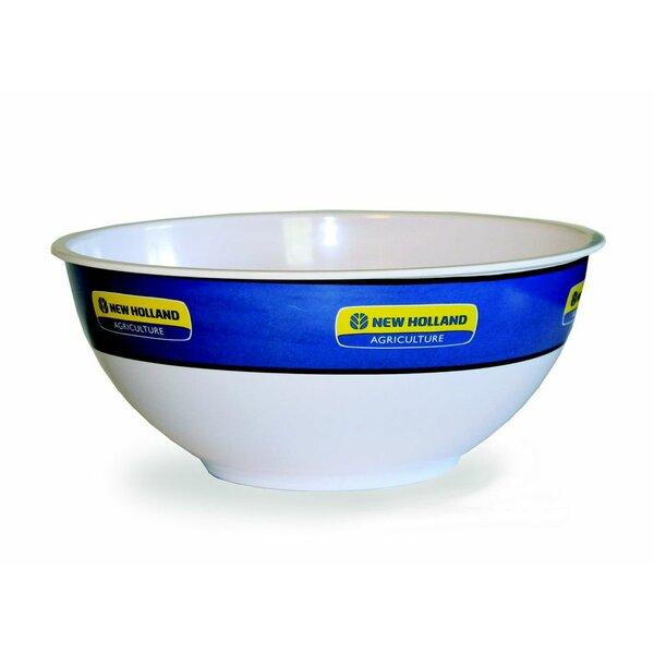 New Holland Melamine Popcorn Bowl by MotorHead Products