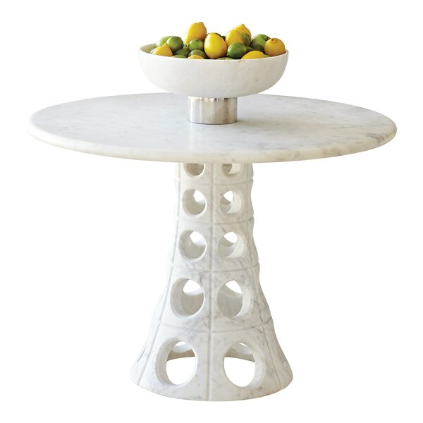 Taper Circle Dining Table by Global Views
