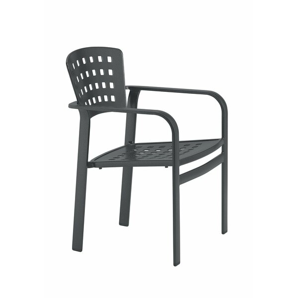 Impressions Stacking Patio Dining Chair by Tropitone