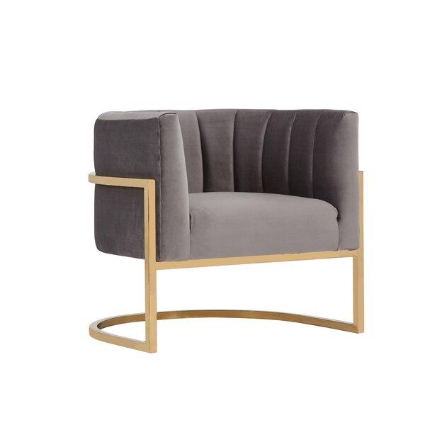 Arabella Barrel Chair by Mercer41
