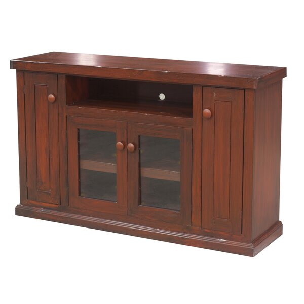 Calistoga Solid Wood TV Stand For TVs Up To 65