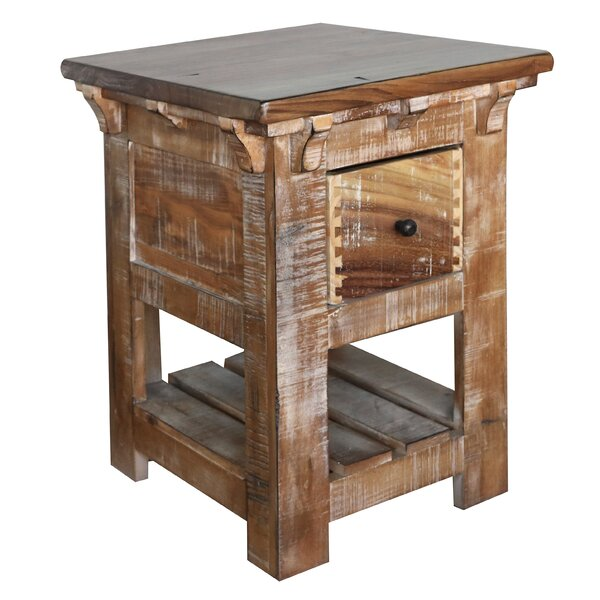 Studley End Table By Millwood Pines