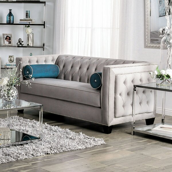 Tuck Loveseat By House Of Hampton