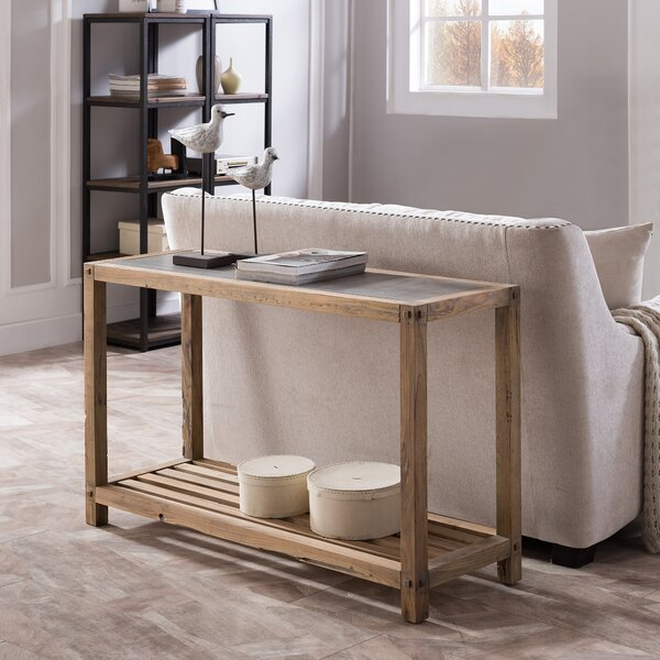Jose Console Table by Millwood Pines