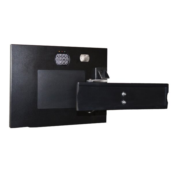 TV Mount Electronic Lock Wall Safe by Cannon Safe