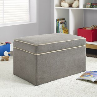 Online Reviews Aislin Storage Ottoman By Mack & Milo