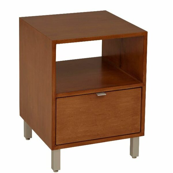 Southville 1 Drawer Nightstand by Latitude Run