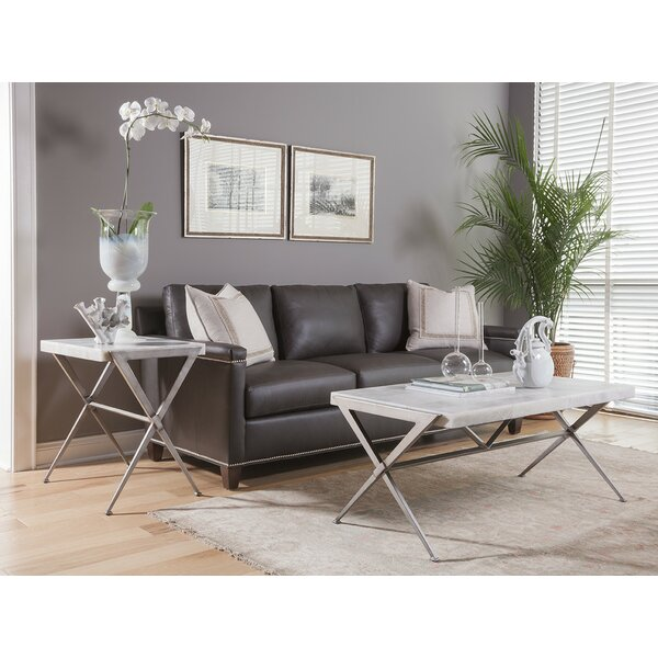 Greta 2 Piece Coffee Table Set By Artistica Home
