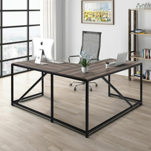 Tiernan L-Shape Desk