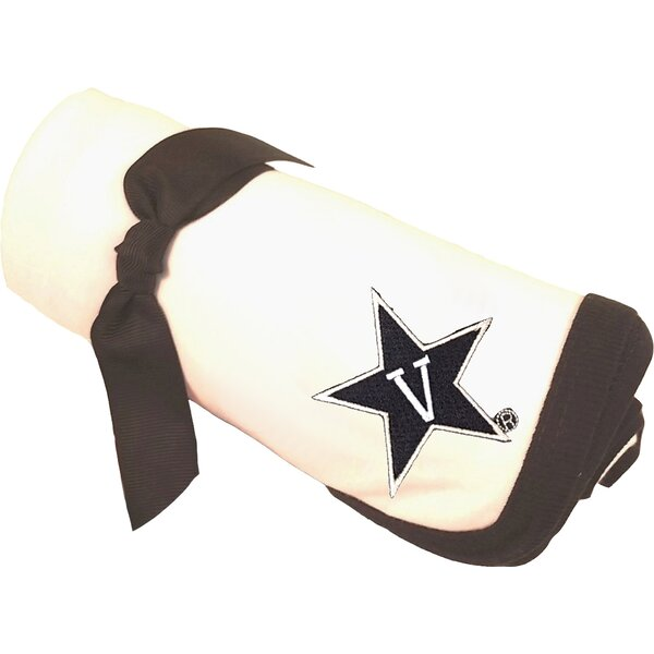 Vanderbilt Commodores Baby Receiving Blanket by Future Tailgater
