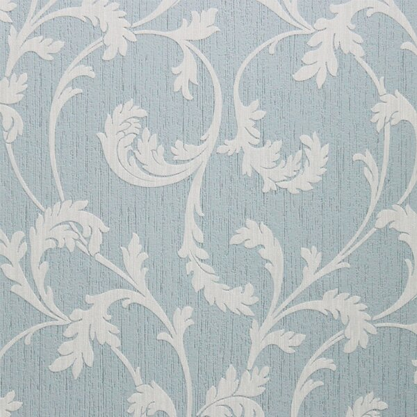 Fable 32.97 x 20.8 Floral and botanical Wallpaper by Walls Republic