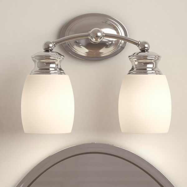 Bevins 2-Light Vanity Light by Three Posts