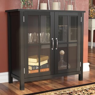 Digby Wood 2 Door Accent Cabinet
