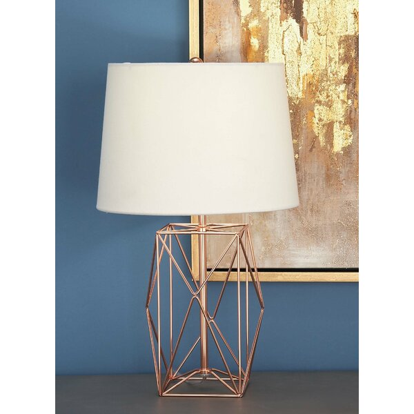 Metal Wire 21 Table Lamp by Cole & Grey