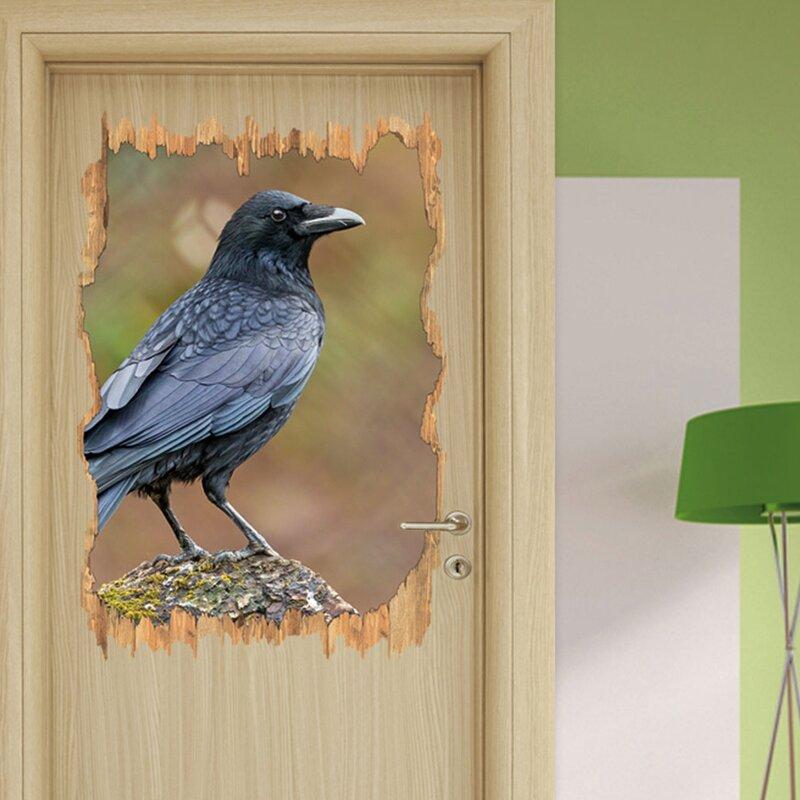 Home Loft Concept Crown On Tree Trunk Wall Sticker Wayfair