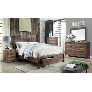 Alyssia Platform Configurable Bedroom Set by Gracie Oaks