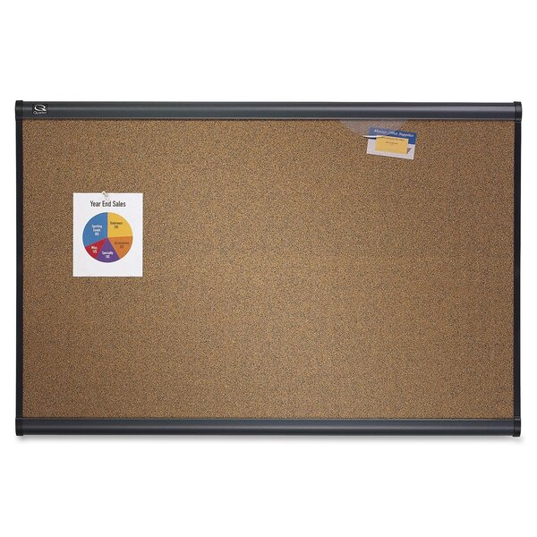 Wall Mounted Bulletin Board by Quartet®