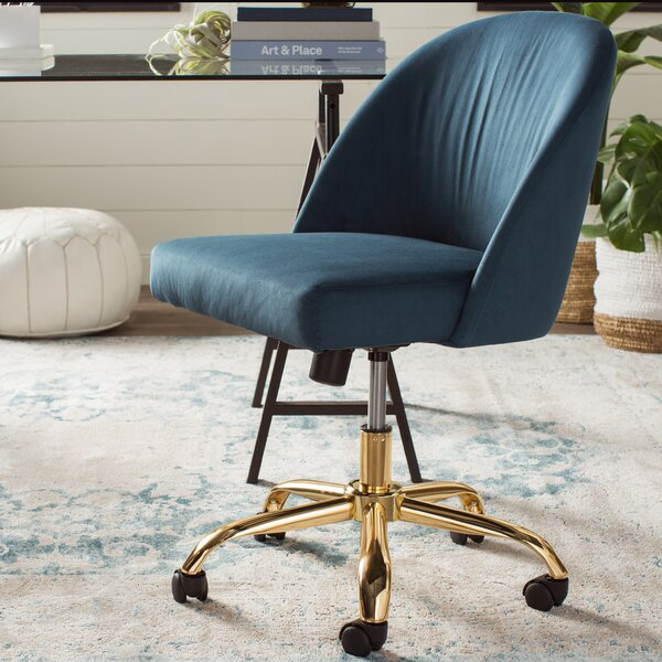 Mid-Back Desk Chair by Ave Six