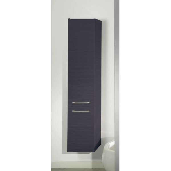 New Day 11.8 W x 59 H Wall mounted Cabinet by Iotti by Nameeks
