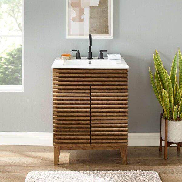 57 Inch Bathroom Vanity Wayfair