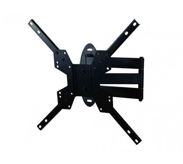 Full Motion Extending Arm/Swivel/Tilt Wall Mount for 26 - 42 Plasma / LED / LCD by Audio Solutions