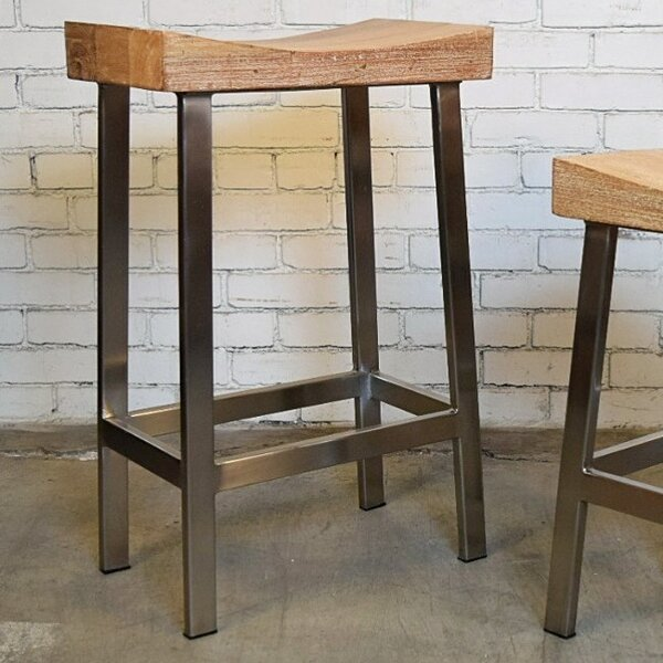 Amya 30 Bar Stool by Union Rustic