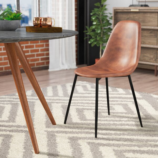 Connor Upholstered Dining Chair (Set of 2) by Modern Rustic Interiors