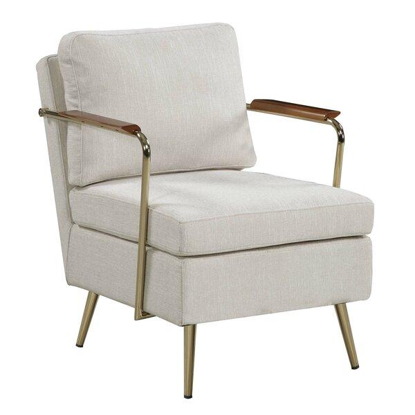 Everson 23 inch Armchair by Brayden Studio
