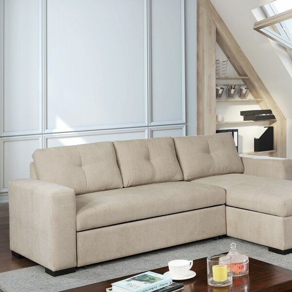 Arquilla Right Hand Facing Sleeper Sectional by Latitude Run