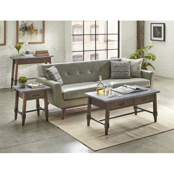 St Andrews 3 Piece Coffee Table Set by Millwood Pines