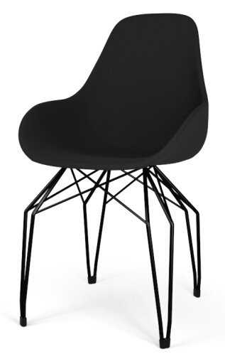 Diamond Side Chair by Kubikoff