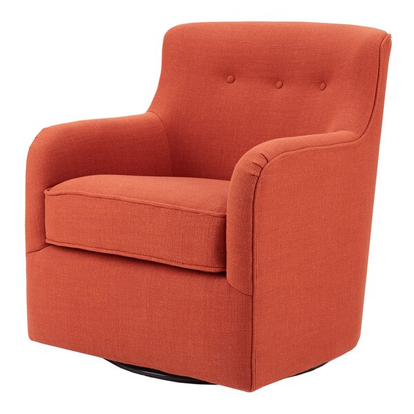 Quinten Swivel Armchair by Langley Street