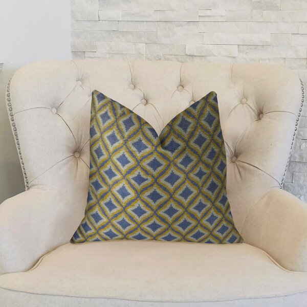 Luv Handmade Throw Pillow by Plutus Brands