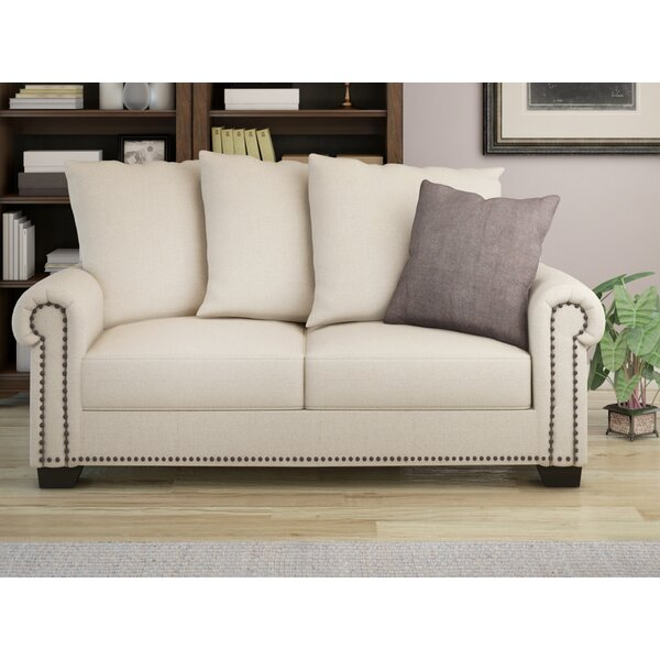 Constantine Loveseat by Darby Home Co