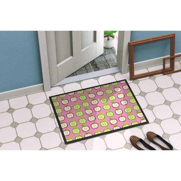 Apples Doormat by East Urban Home
