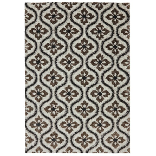 Meadows Ivory Area Rug by Brayden Studio