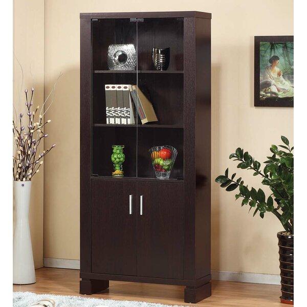 Tillia Contemporary Standard Bookcase by Latitude Run