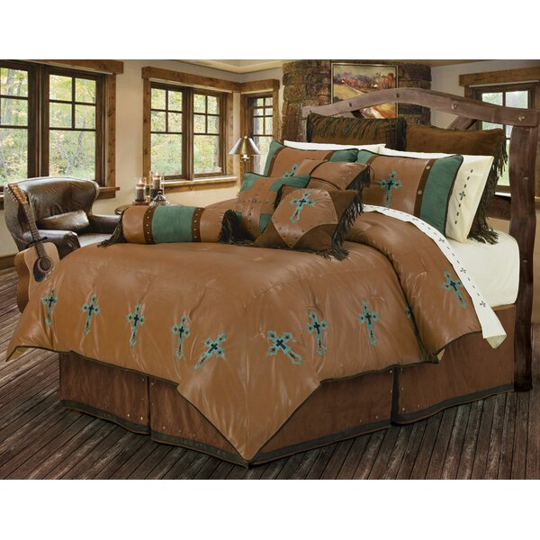 Bryce Canyon Twin Reversible Comforter Set