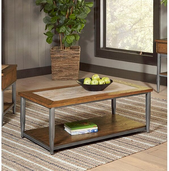 Hendricks Coffee Table by Red Barrel Studio