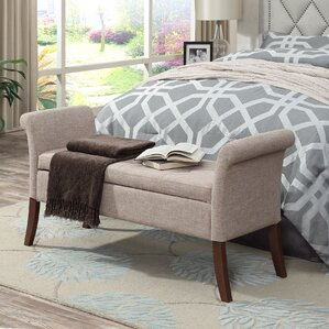 Bedroom Furniture Benches bedroom benches you'll love | wayfair