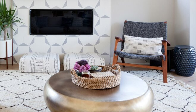 1 Utilize A Chic Catchall