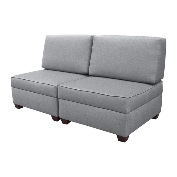 Anke Modular Sofa (Set of 6) by Red Barrel Studio