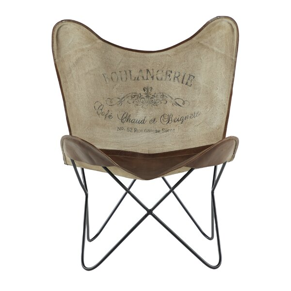 Rieder Butterfly Chair by Union Rustic Union Rustic