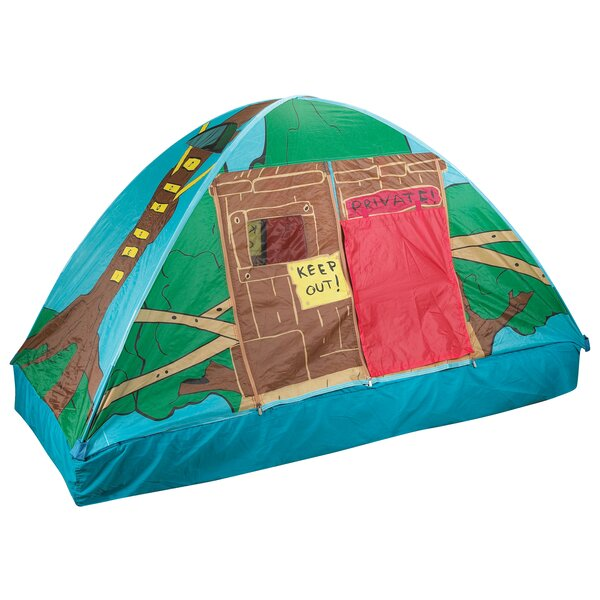 Tree House Bed Play Tent with Carrying Bag by Paci