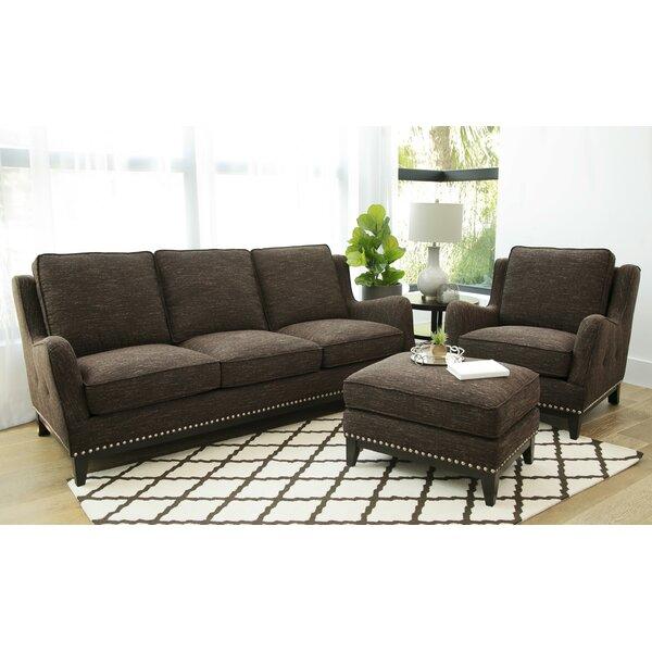 Kalmanovitz Fabric Configurable Living Room Set by Darby Home Co