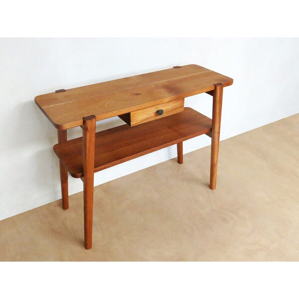 Masaya & Co Brown Console Tables