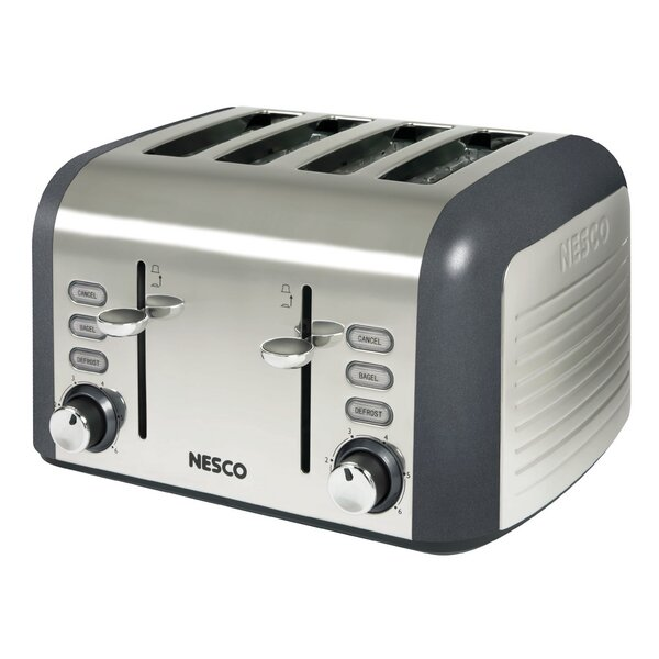 4-Slice Toaster by Nesco
