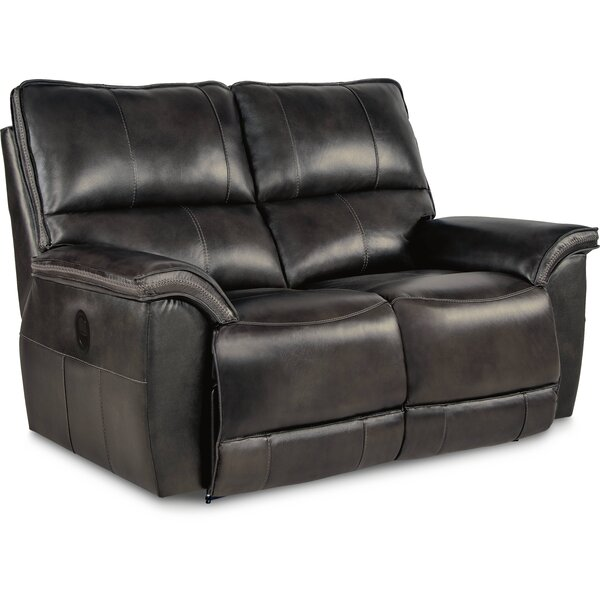 Top Offers Norris Full Reclining Loveseat by La-Z-Boy by La-Z-Boy