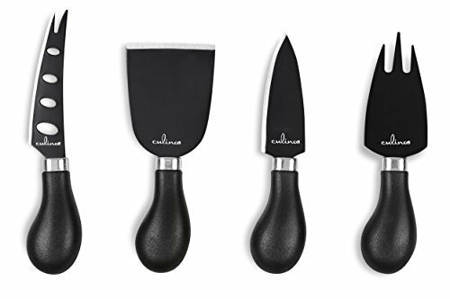 Culina 4 Piece Cheese Knife Set by CUL Distributors
